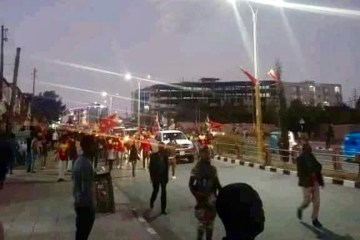 Celebrations in Mekelle as TDF forces recapture the city