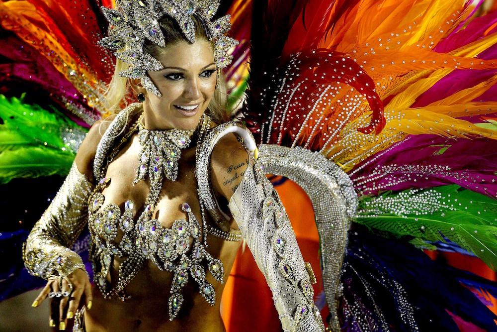 Carnaval de Río de Janeiro 2017