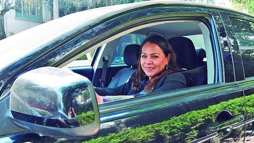 Laudrive, nueva aplicación de taxis para mujeres