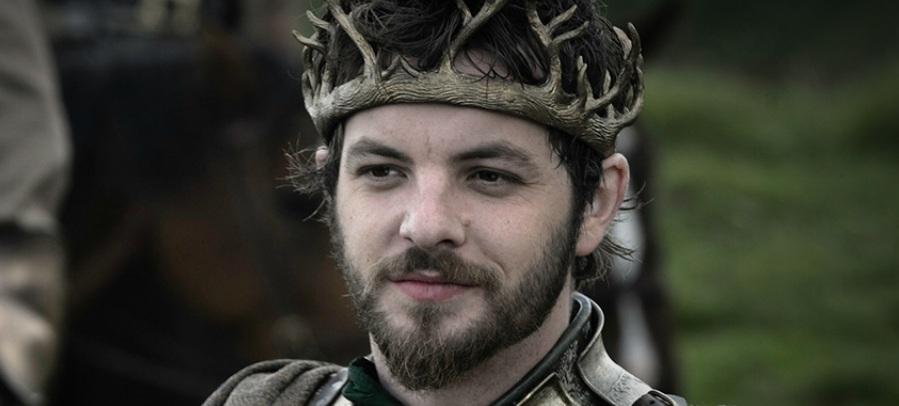 Gethin Anthoney como Renly Baratheon en Juego de Tronos