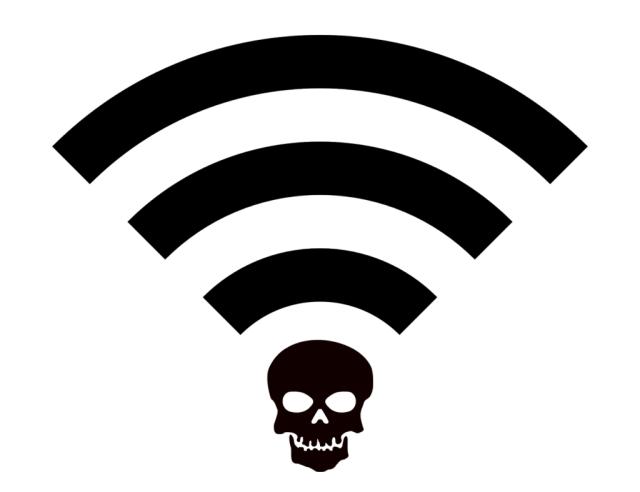Wi-Fie venenoso