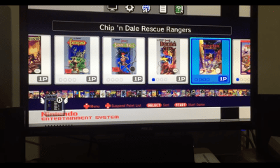 NES Classic Mini Hackeada