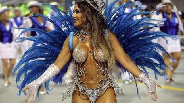 Portela se llevó el Carnaval de Río 2017
