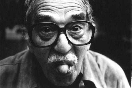 Gabriel García Márquez enseñando la lengua