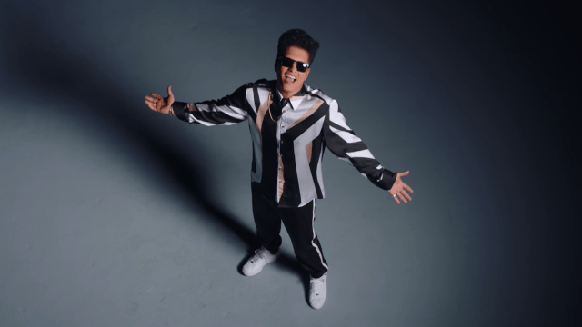 Bruno Mars estrena su nuevo video para That's what I like