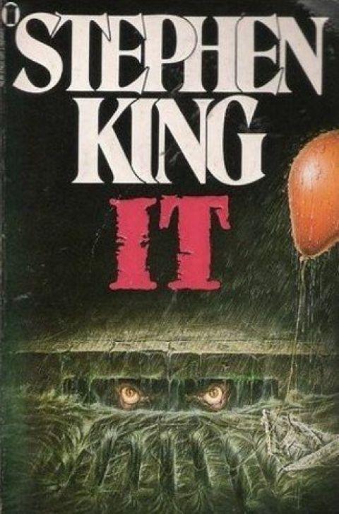 Eso, un libro de miedo