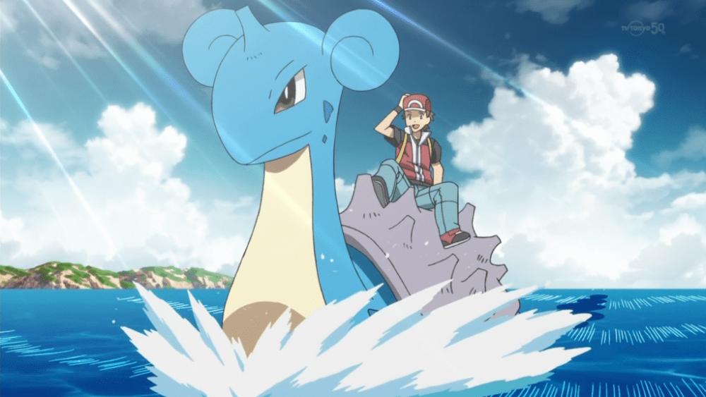 Lapras es raro en Pokémon Go