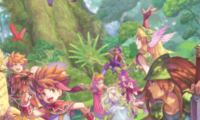 Seiken Densetsu Collection Mana series Switch