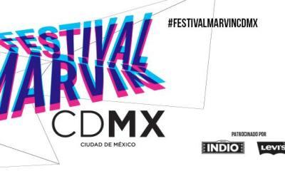 Así quedó el cartel completo y precios del Festival Marvin CDMX