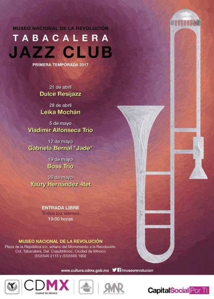 Tabacalera Jazz Club 2017