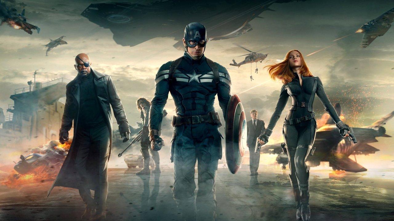 Capitán América soldado invierno