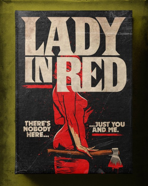 Butcher Billy ilustra Lady In Red de Chris De Burgh