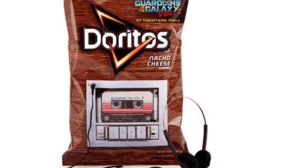 El soundtrack de Guardians Of The Galaxy Vol. 2 se podrá escuchar a través de una bolsa de papas