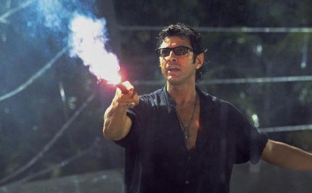 Jeff Goldblum regresa al mundo jurásico