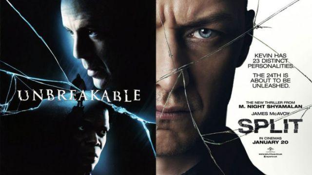 Shyamalan ya tiene fecha de estreno de Glass, la película que une a Split con Unbreakable