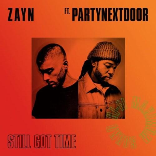 """Esta es la portada de """"Still Got Time"""" de Zayn ft. PARTYNEXTDOOR"""