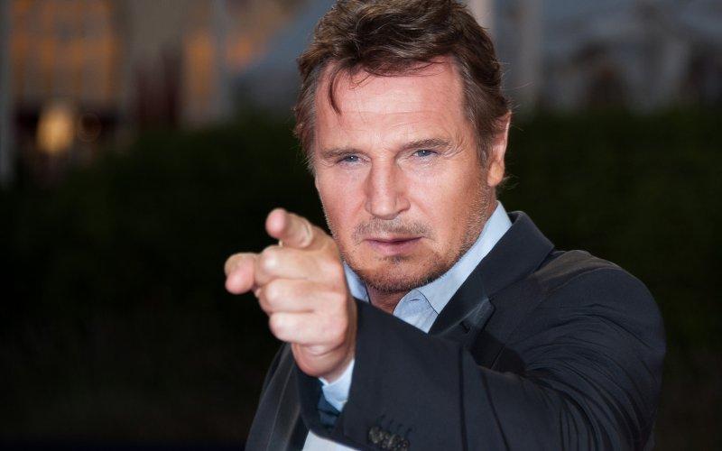 Liam Neeson emprende Búsqueda Impacable por un sandwich