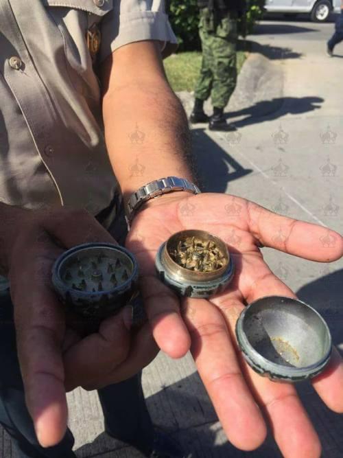 No todas las granadas son peligrosas