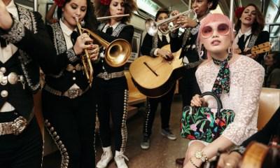 Mariachis toman el metro de nueva york