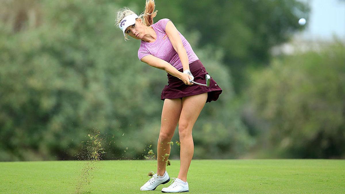 """Ahora roban el pack de Paige Spiranac, """"la golfista más sexy del mundo"""""""