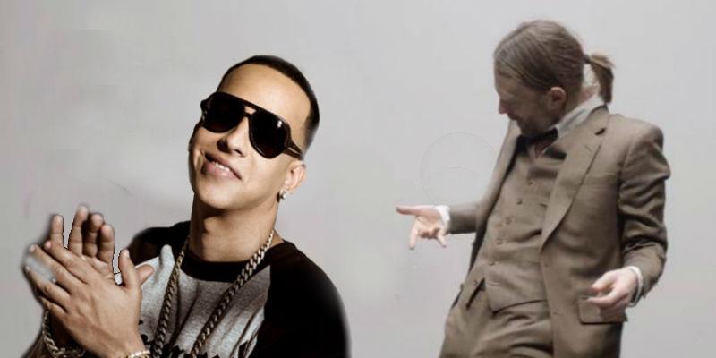 """Daddy Yankee comenta sobre el meme de Thom Yorke bailando """"La Gasolina"""""""