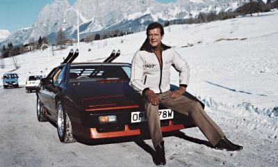 Murió Roger Moore, el James Bond de los setentas