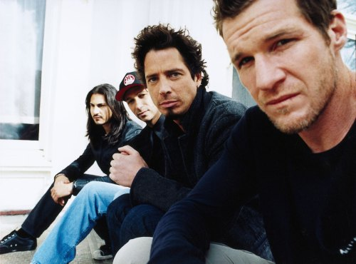 La voz de Audioslave era Chris Cornell