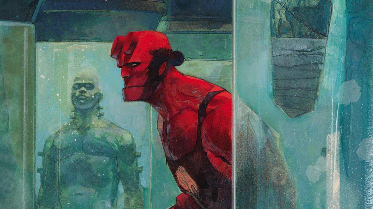 Hellboy tendrá un reboot cinematográfico