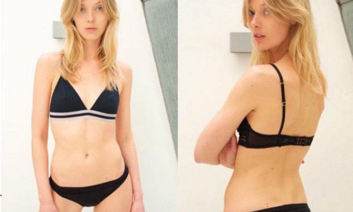 "Bajan a modelo del desfile de Louis Vuitton por ser ""demasiado gorda"""