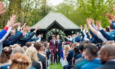 Conoce a la pareja gay que inspiró su boda en Romeo y Julieta