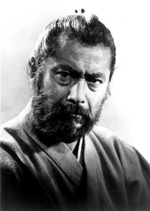 Toshiro Mifune, consagrado actor japonés