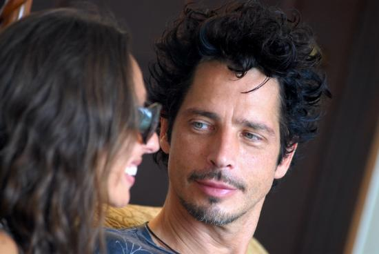 Vicky Cornell y Chris