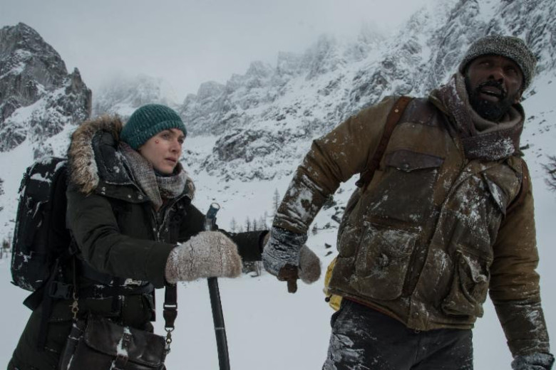 Kate Winslet e Idris Alba tendrán que sobrevivir a la nieve en The Mountain Between Us