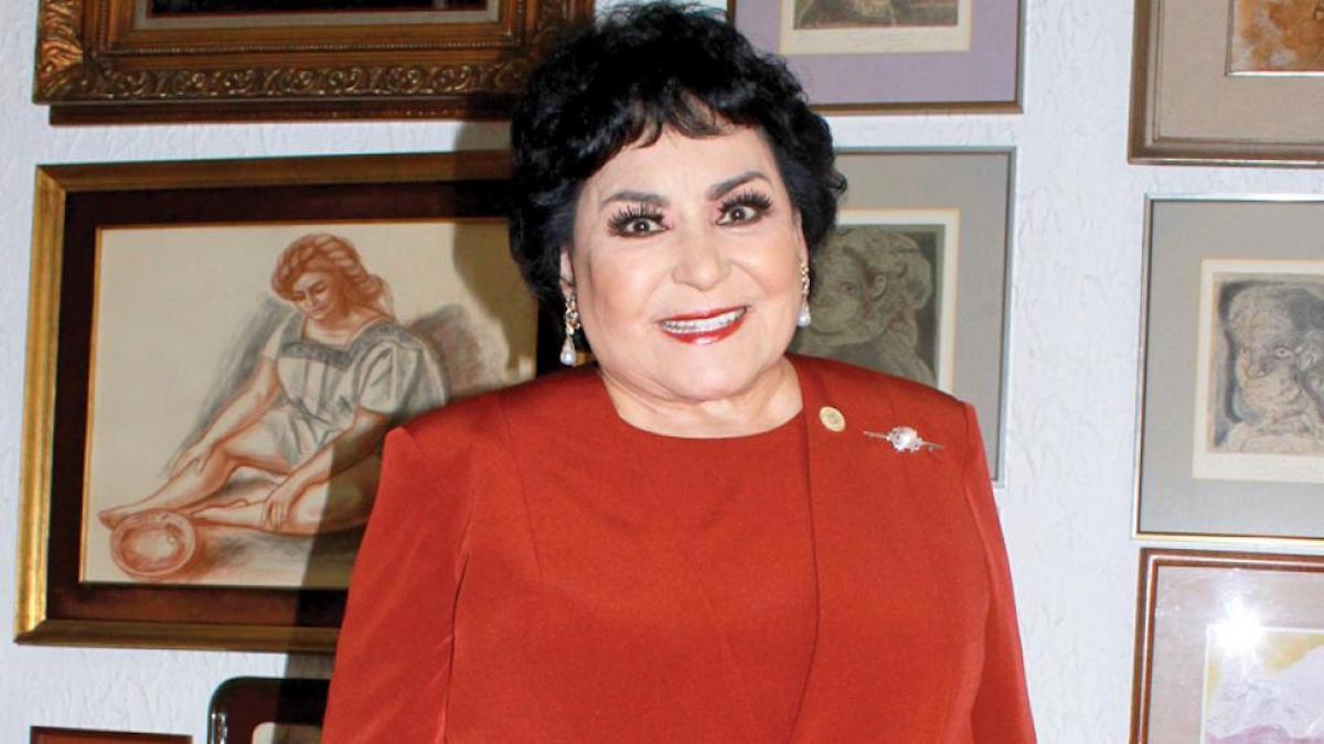 Chécate cómo se veía Carmen Salinas a los 17 años de edad