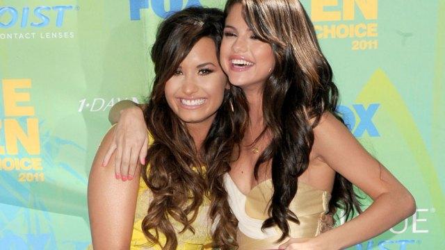 Demi Lovato y Selena Gomez retoman amistad