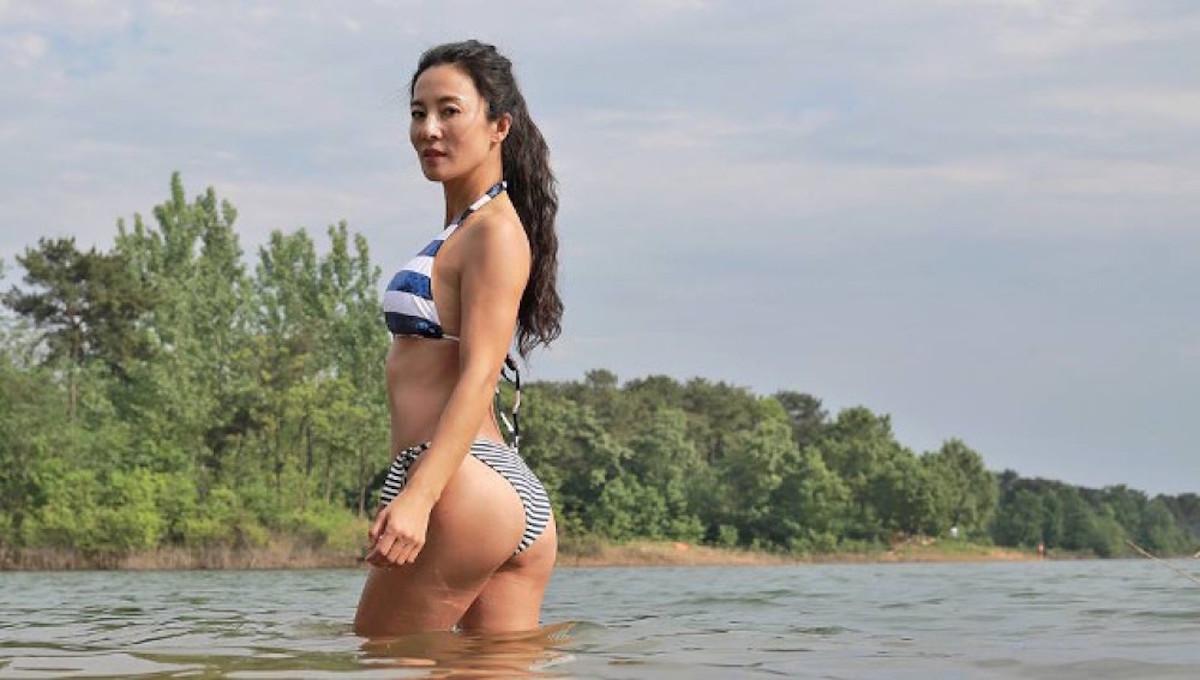 Liu Yelin, la mujer de 49 años que se ve de 20