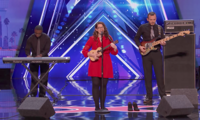 Mandy Harvey en America's Got Talent