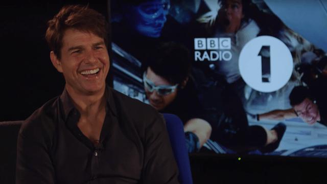 Así reacciono Tom Cruise ante sus memes de la BBC