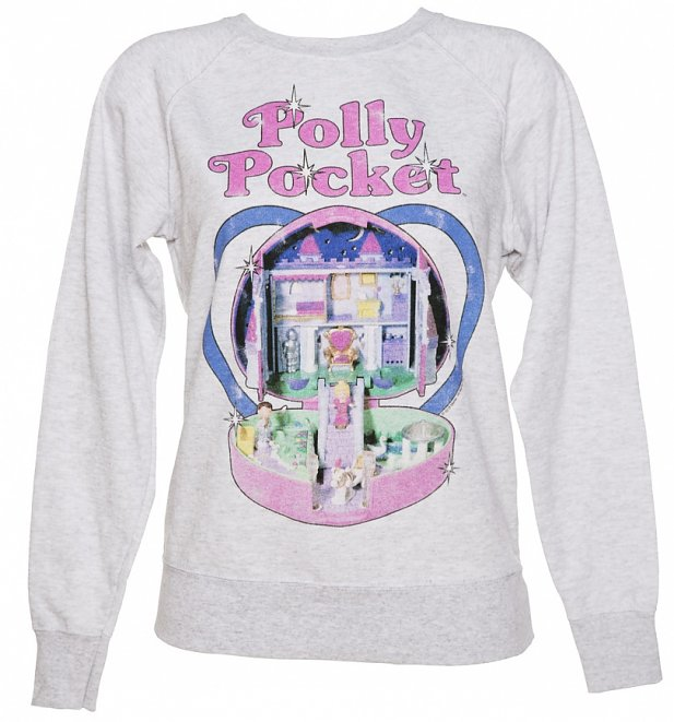 sudadera polly pocket