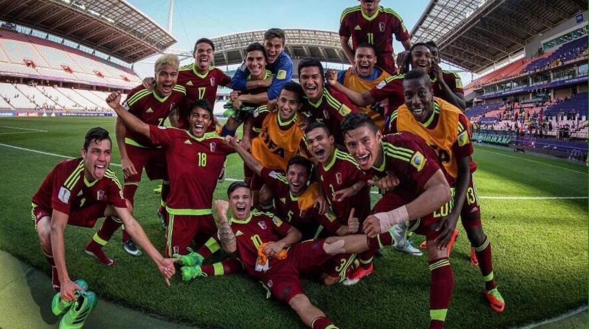 Venezuela e Inglaterra disputaran inédita final del Mundial Sub 20