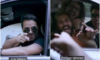 Los Italianos se encuentran con Luis Fonsi y los Backstreet Boys cantan Despacito