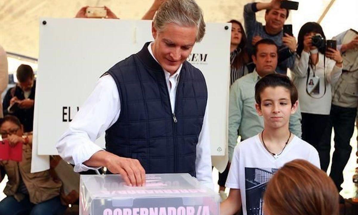 Y el ganador de las elecciones del Estado de México es...¿Del Mazo?