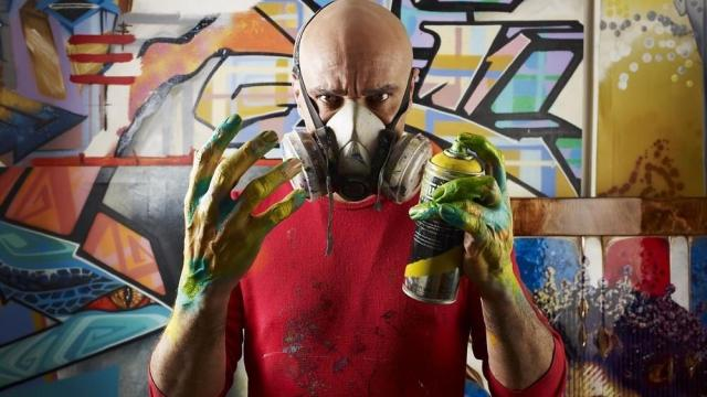 Goldie, artista del graffiti street art desde los ochenta