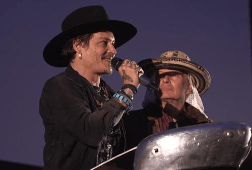 Johnny Depp quiere matar a alguien