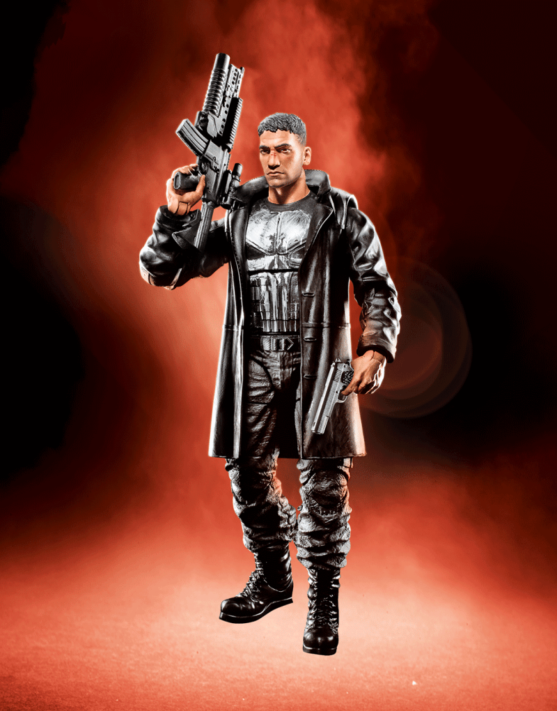 The Punisher en la serie de Hasbro, Marvel Knights Legends