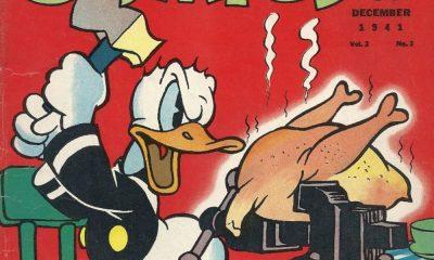 Los patos pueden ser caníbales, como el Pato Donald