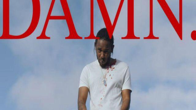 Kendrick Lamar está en todo su sexy elenmento con su nuevo video