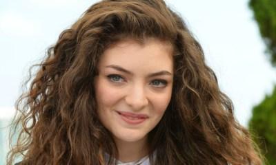 Lorde tiene una cuenta secreta dedicada a los aros de cebolla #Ewww