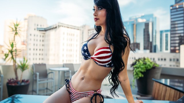 Modelo Jailyne Ojeda nueva Kim Kardashian