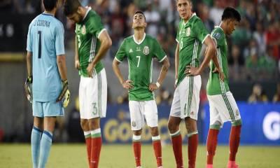 La Selección Mexicana pierde ante Jamaica